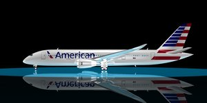 max american airlines new logo