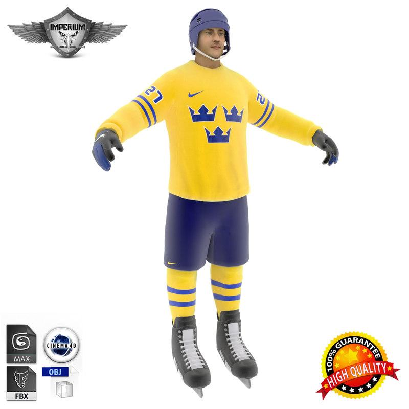 max ice hockey player sweden