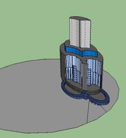just building 3d model