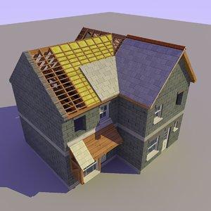 house construction version 3ds