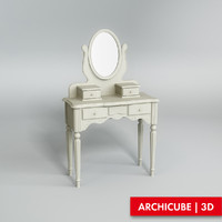 Vanity Table ART DE BAROCCO  Art.3101