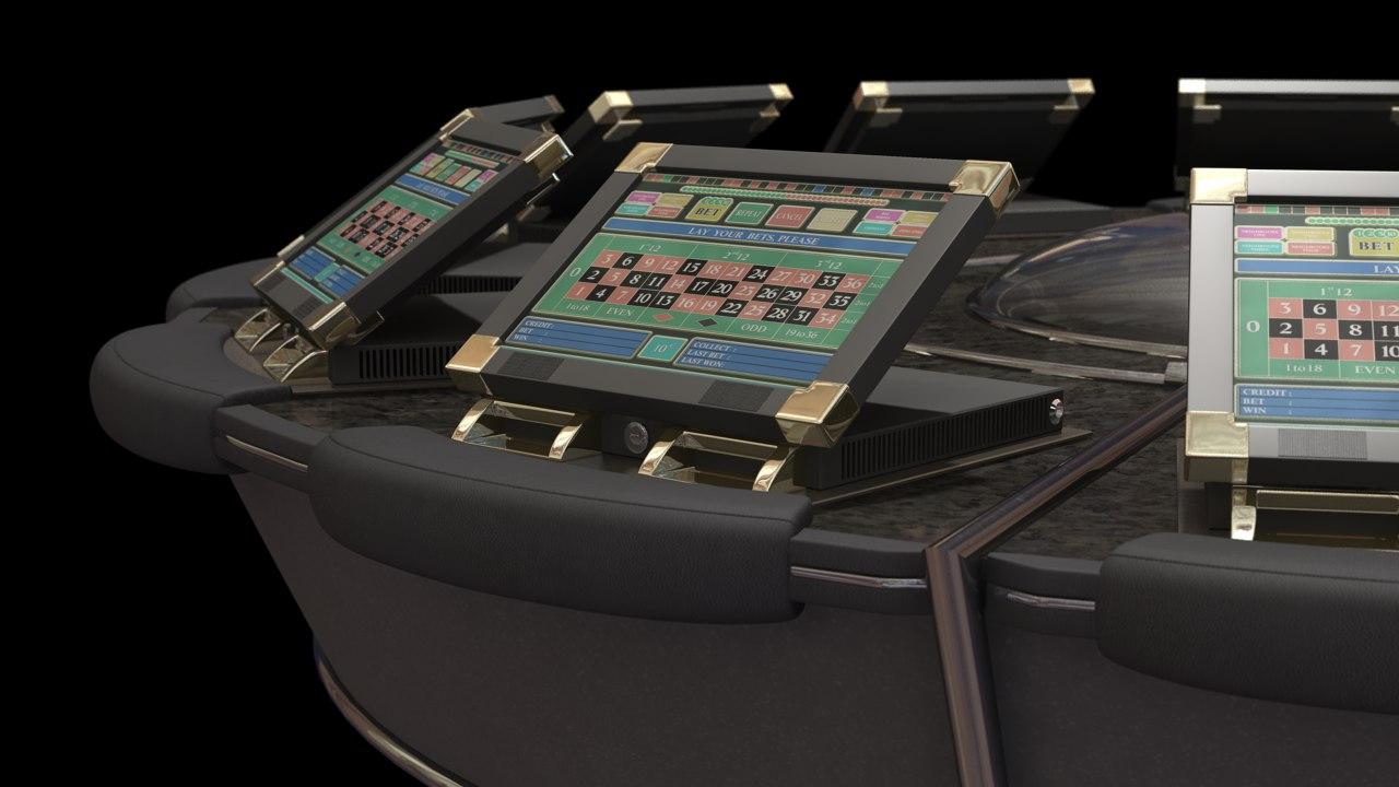 electronic roulette casino 12 obj