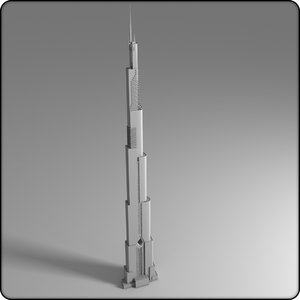 sci fi building max