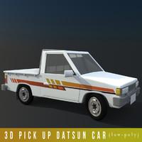 max old car datsun