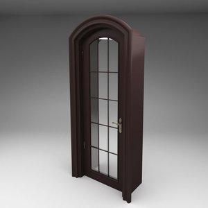 classic door 3ds