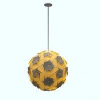 3ds aperture pendant light lamp