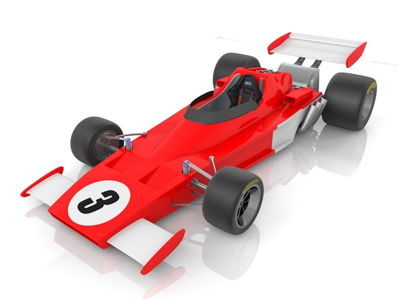 3ds max racer
