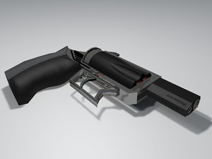 3d revolver android