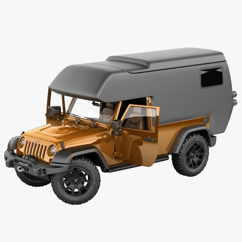 maya jeep wrangler moab camper. Black Bedroom Furniture Sets. Home Design Ideas