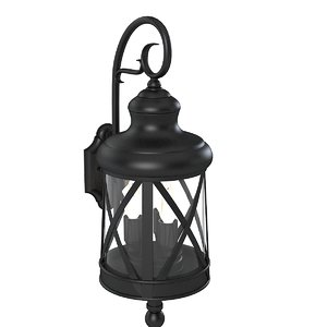 lantern obj