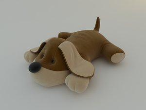 max stuffed animal dog