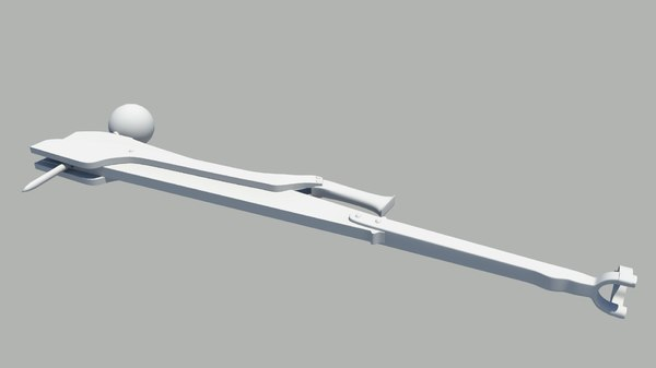 free obj model zombie killing weapon