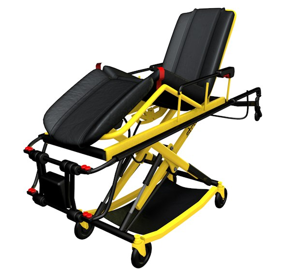 maya stretcher hospital stryker