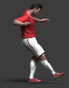 maya soccer player