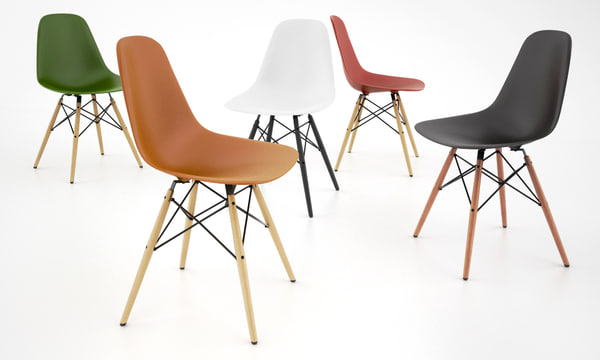 max dining chair dsw vitra