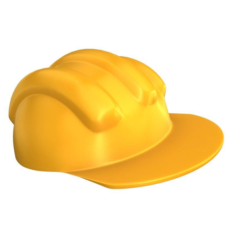 hat construction 3d max