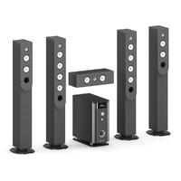 speaker set max