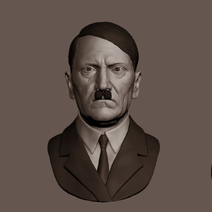 adolf hitler 3d 3ds