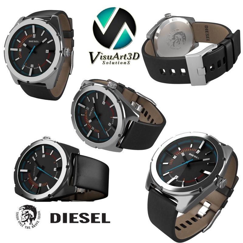 3ds diesel watches 2