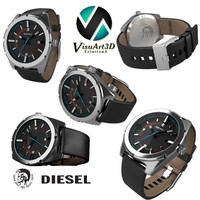 Man Diesel Watch 2