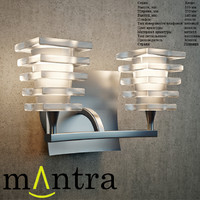 keops lighting mantra 3d model