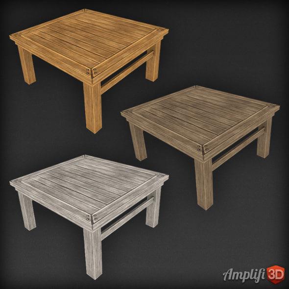 max table square