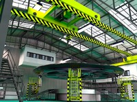 3dsmax hangar ufo