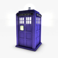 Police box (The Tardis)