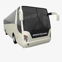 Hyundai Universe Space Noble Bus