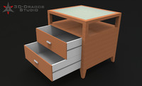 Side-Bed-Table