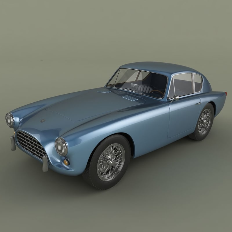 3d model of ac aceca