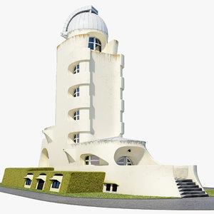einstein tower 3ds