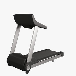 3d fitness mat model