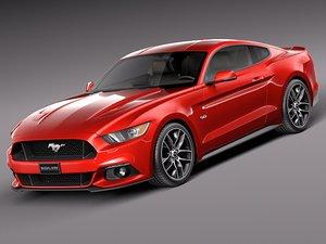 3d 2014 2015 sport coupe model