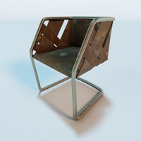 Henge Strip Chair