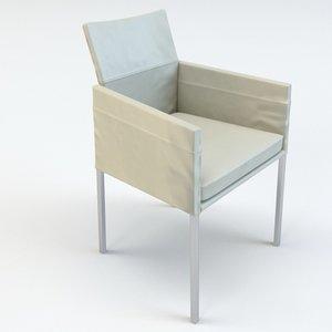 c4d chair armchair