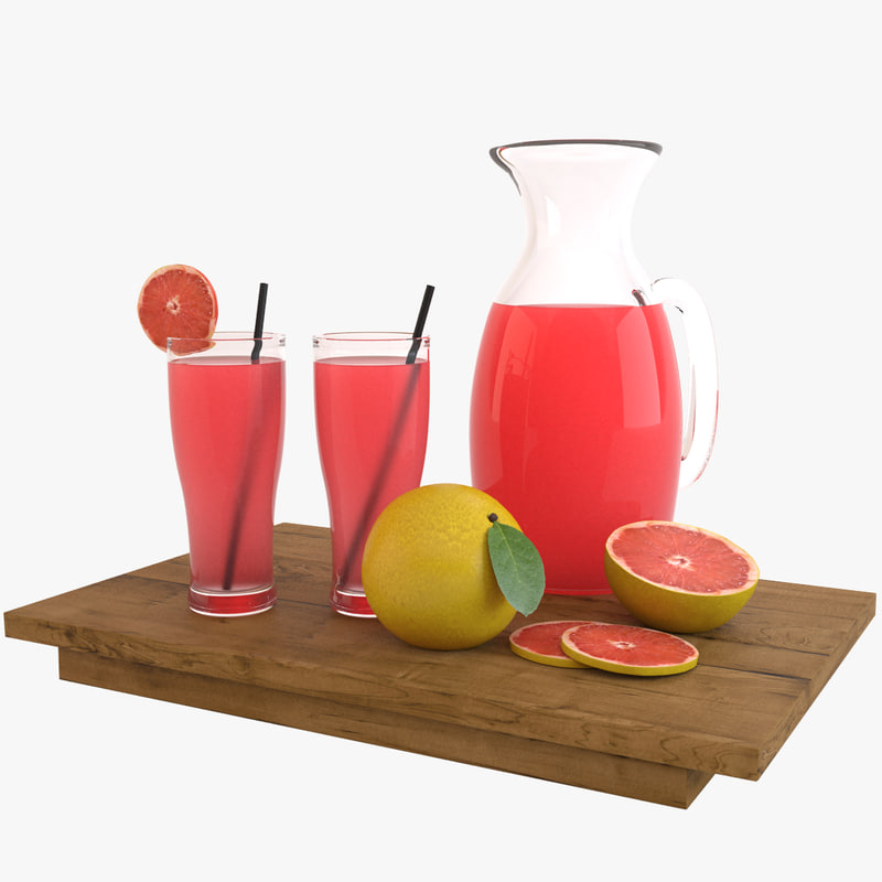 3ds grapefruit juice fruit