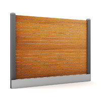 s wooden fence wood