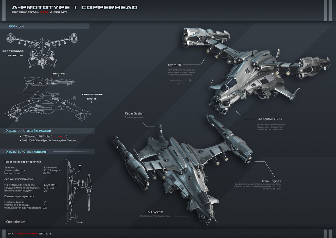 fbx copperhead helicopter