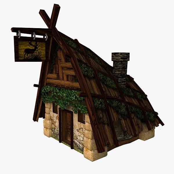 max forest hut
