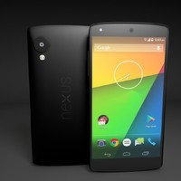 3d model google nexus