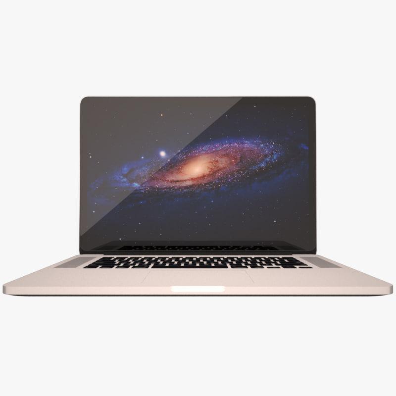 x apple macbook pro laptop