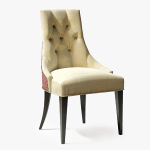 max ritz dining chair