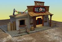 Saloon West