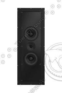 3d speaker 526iw audes model