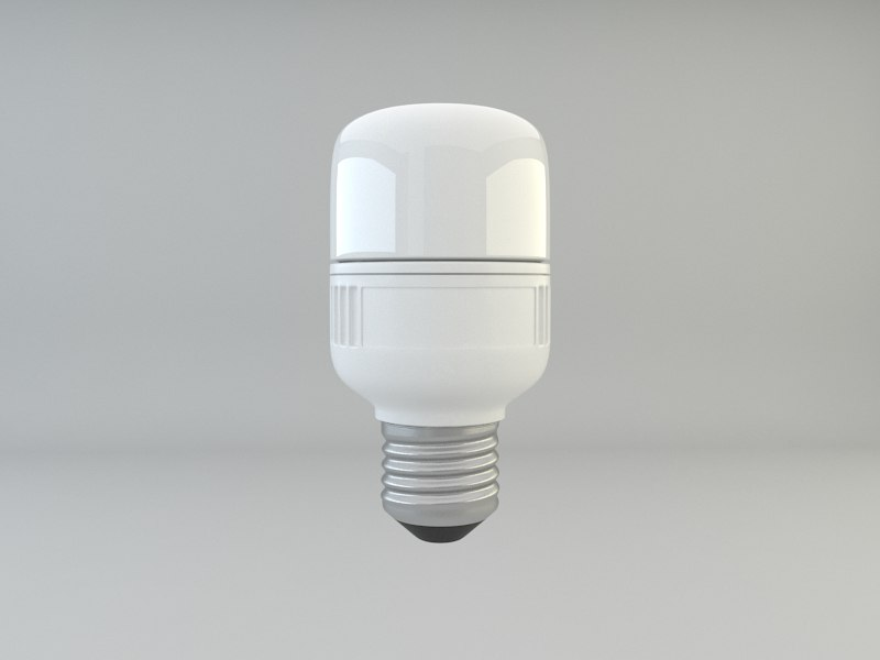 3ds energy efficient cfl light bulb
