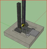 launcher rocket missile 3d 3ds