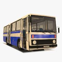 3dsmax bus karosa