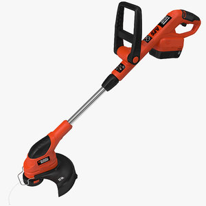 3ds max cordless string trimmer