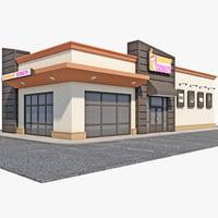Dunkin Donuts Restaurant